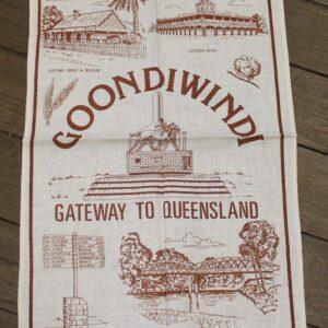 Teatowel – Goondiwindi
