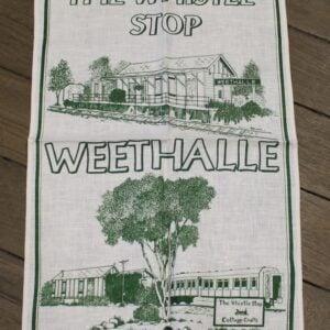 Teatowel – Whistle Stop, Weethalle