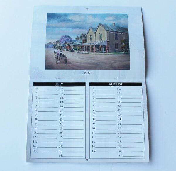 morpeth gift gallery hunter valley morpeth perpetual calendar historic john bradley