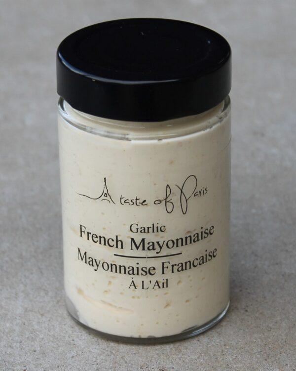 morpeth gift gallery gourmet foods taste of paris french garlic chilli black truffle pepper mayonnaise