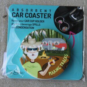 Car Coaster – Making Tracks