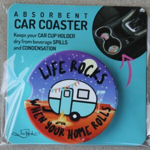 Car Coaster – Life Rocks