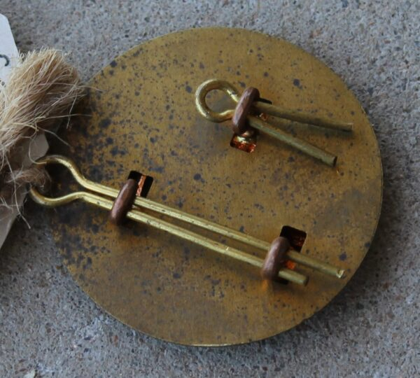 morpeth antique centre hunter valley anzac australia military army collar hat badge bugle trumpet proficiency soldier trade brooch pin