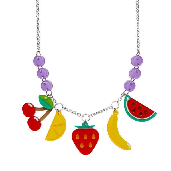 morpeth antique centre hunter valley erstwilder wiggles 30th anniversary birthday fruit salad necklace brooch enamel pin