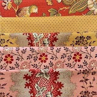 Morpeth Antiques Campbells Store Hunter Valley Fabric new fat quarter
