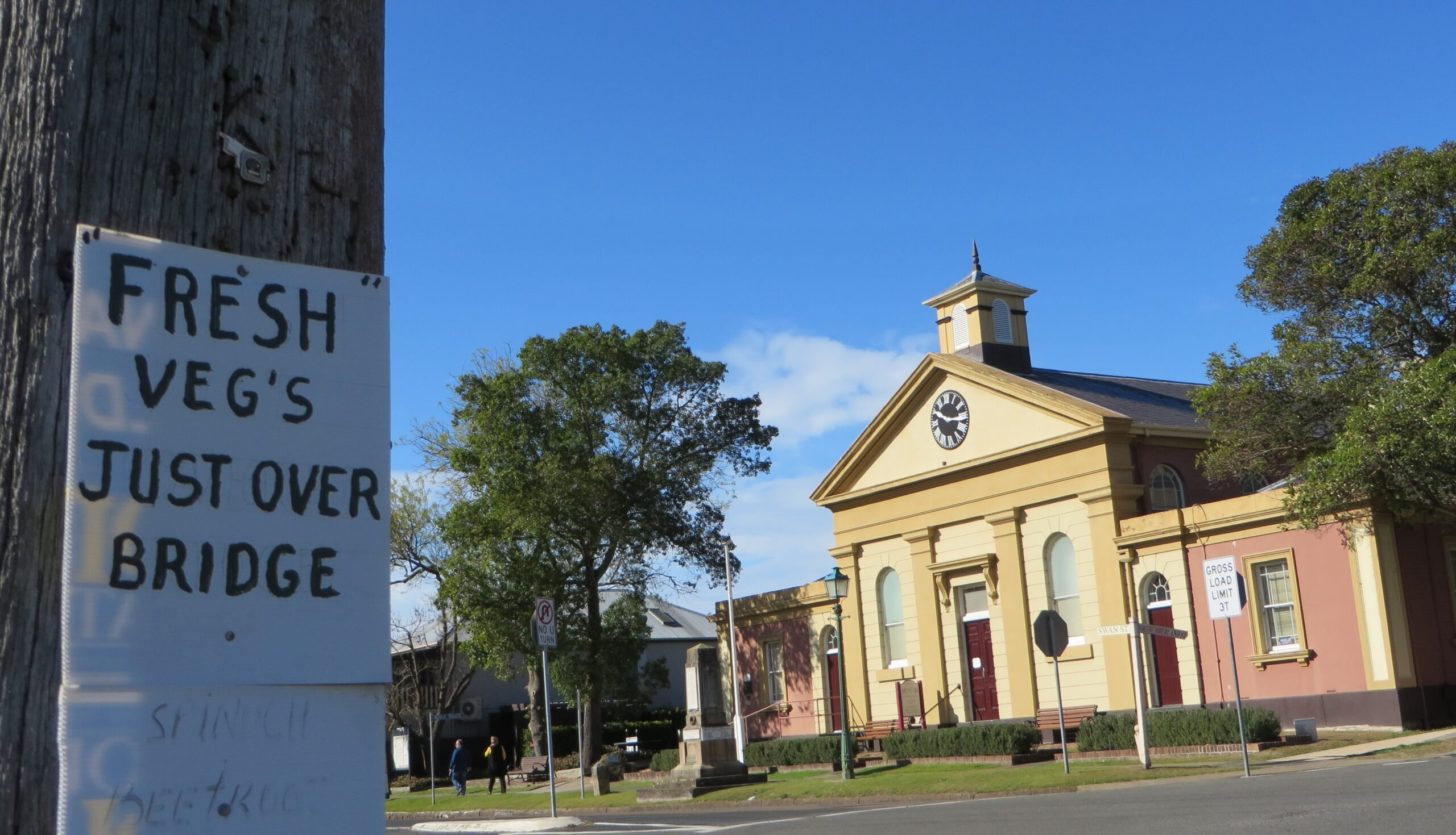 Read more about the article Art on the Green – Morpeth Bicentenary Celebrations