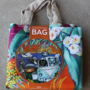 Re-Usable Shopping Bag – Australia G'Day