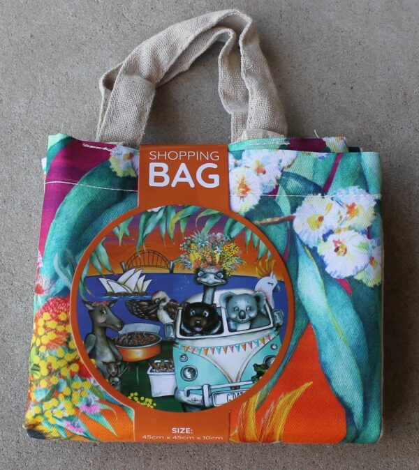 morpeth gift gallery art hunter valley lisa pollock designs from the heart re usable shopping bag