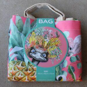 Re-Usable Shopping Bag – Emu