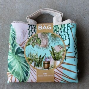 Re-Usable Shopping Bag – Potted plants