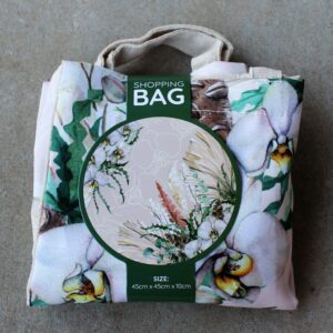 Re-Usable Shopping Bag – Wildflowers