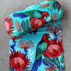 Glasses Case & Cloth Set – Parrot