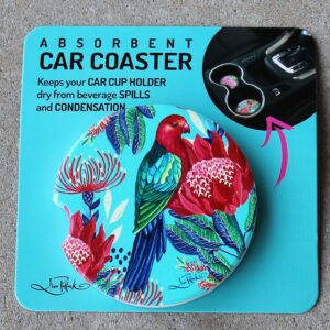 Car Coaster – Parrot