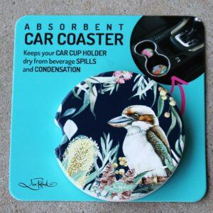Car Coaster – Kookaburra