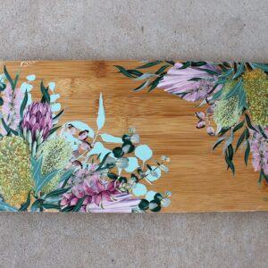 Serving Platter – Wildflowers