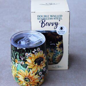 Bevvy Mug – Sunflowers