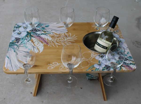 morpeth gift gallery hutner valley lisa pollock bamboo picnic table eco friendly set of six champagne bucket wildflowers