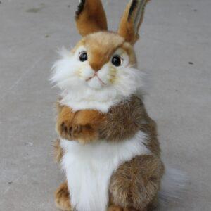 Hansa – Rabbit (Brown/White)