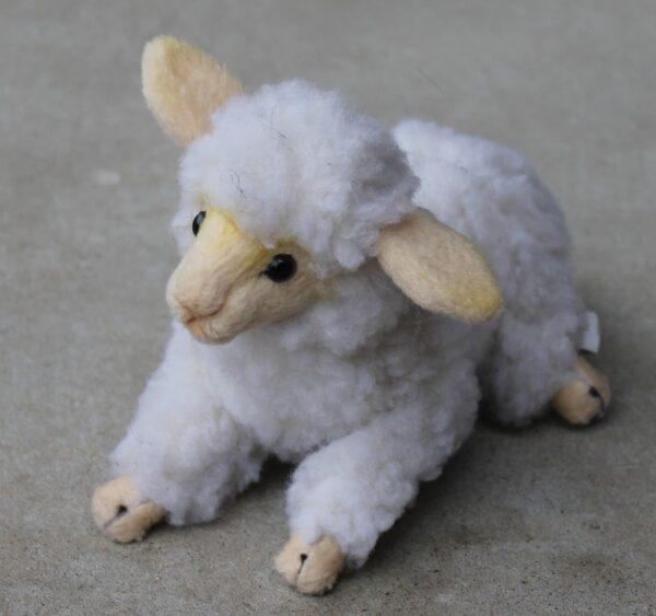 morpeth gift gallery hutner valley hansa plush animal bird creation lamb