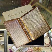 morpeth antique centre hunter valley mother of pearl cigarette case original box