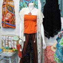 morpeth antique centre hunter valley hyde & silk fashion boutique fair trade clothing and giftware wrap pants